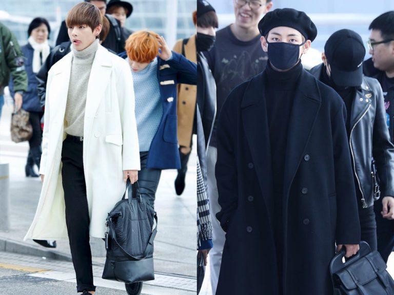 Kim Taehyung Fashion & Style 2019 | BTS | K-Pop - Lugako