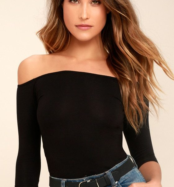 97e114bc32971 How to Wear Off Shoulder Tops