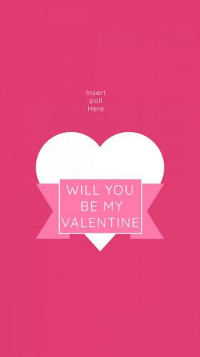 Valentines Day Insta Templates